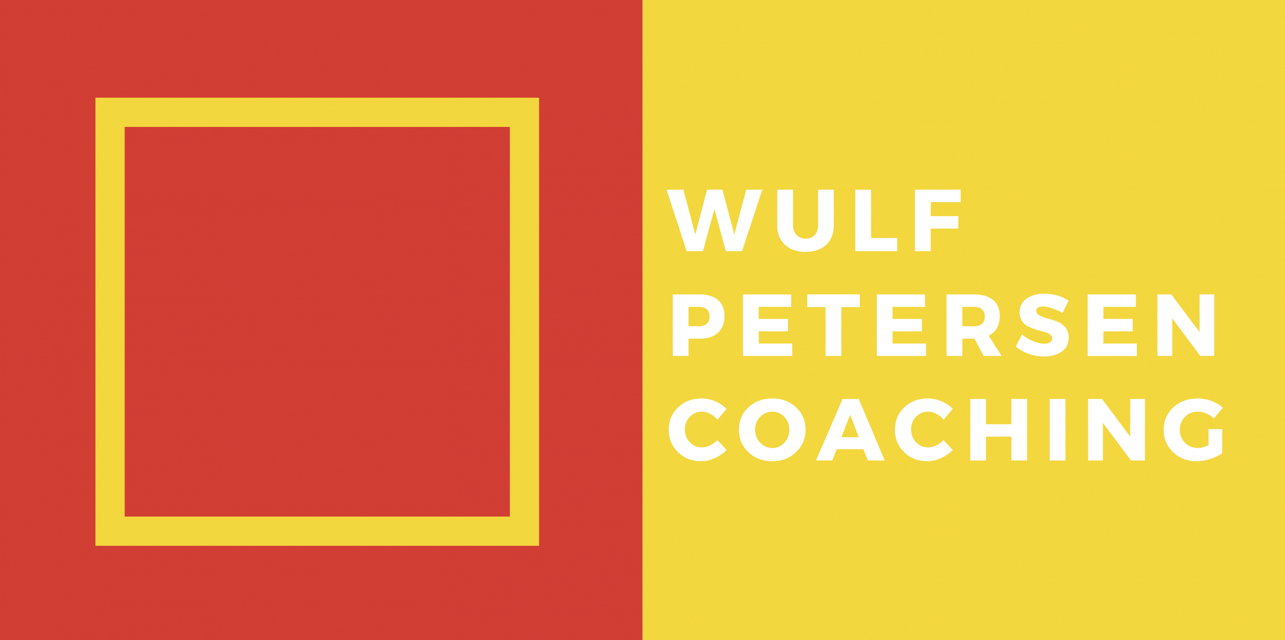 Wulf Petersen Coaching